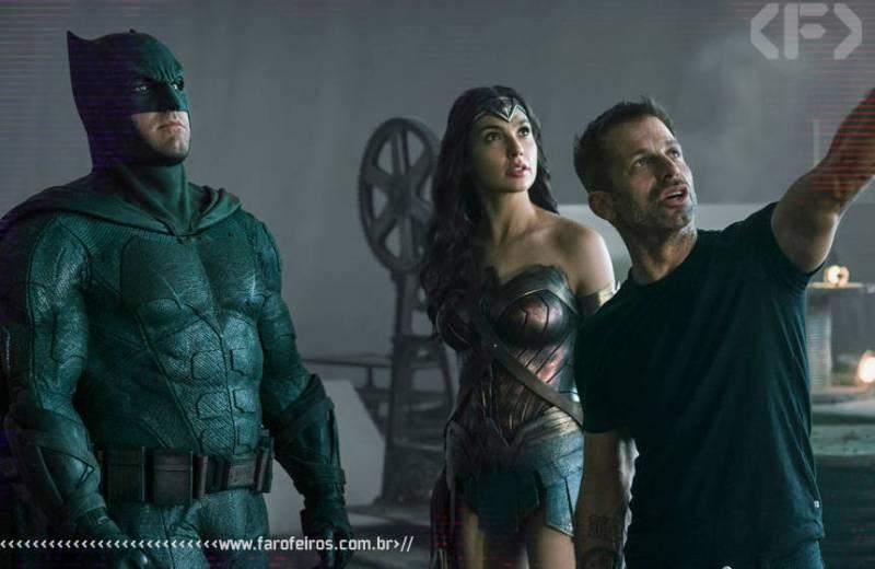 Em defesa de Zack Snyder - Batman - Mulher Maravilha - Blog Farofeiros