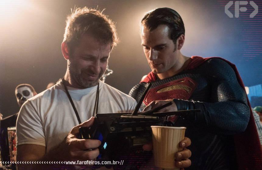 Em defesa de Zack Snyder - Superman - Blog Farofeiros