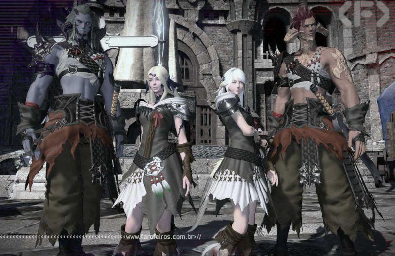 Final Fantasy 14 grátis - Blog Farofeiros