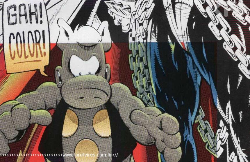 Spawn #10 será republicado - Dave Sim - Todd McFarlane - Image Comics - Blog Farofeiros