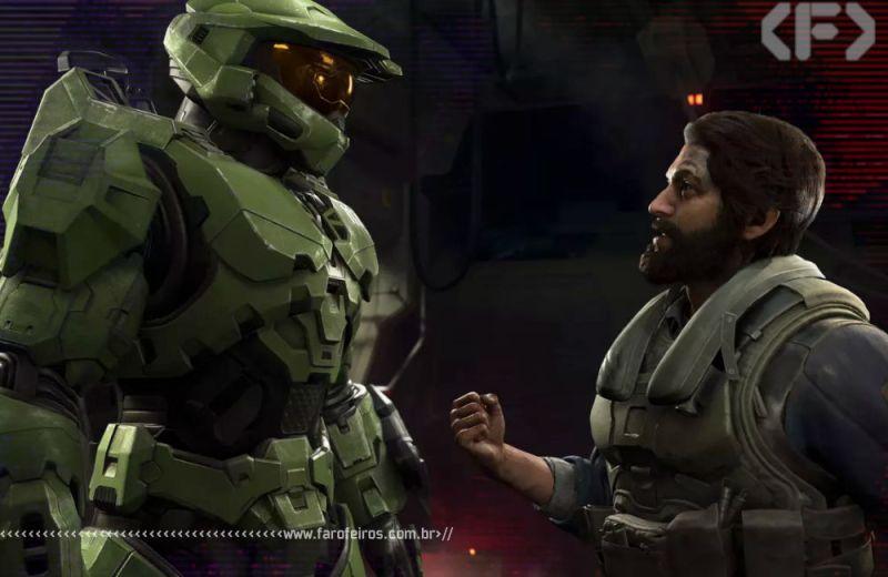 Xbox Games Showcase 2020 - Master Chief - Blog Farofeiros