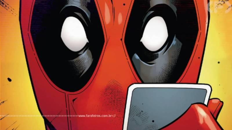 Deadpool não é mutante - Blog Farofeiros