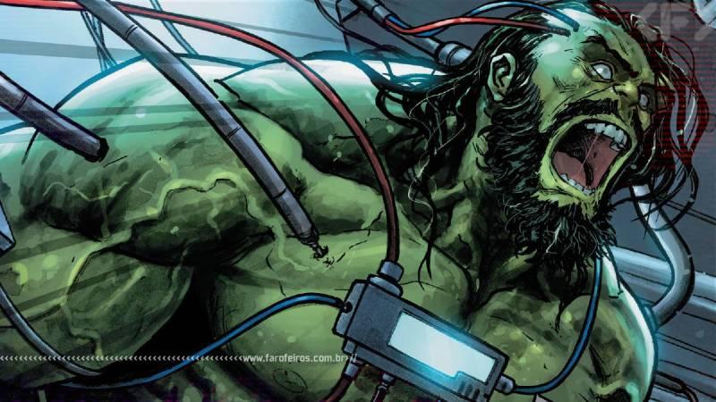 Maestro #1 é melhor do que imaginei - Hulk - Marvel Comics - Blog Farofeiros