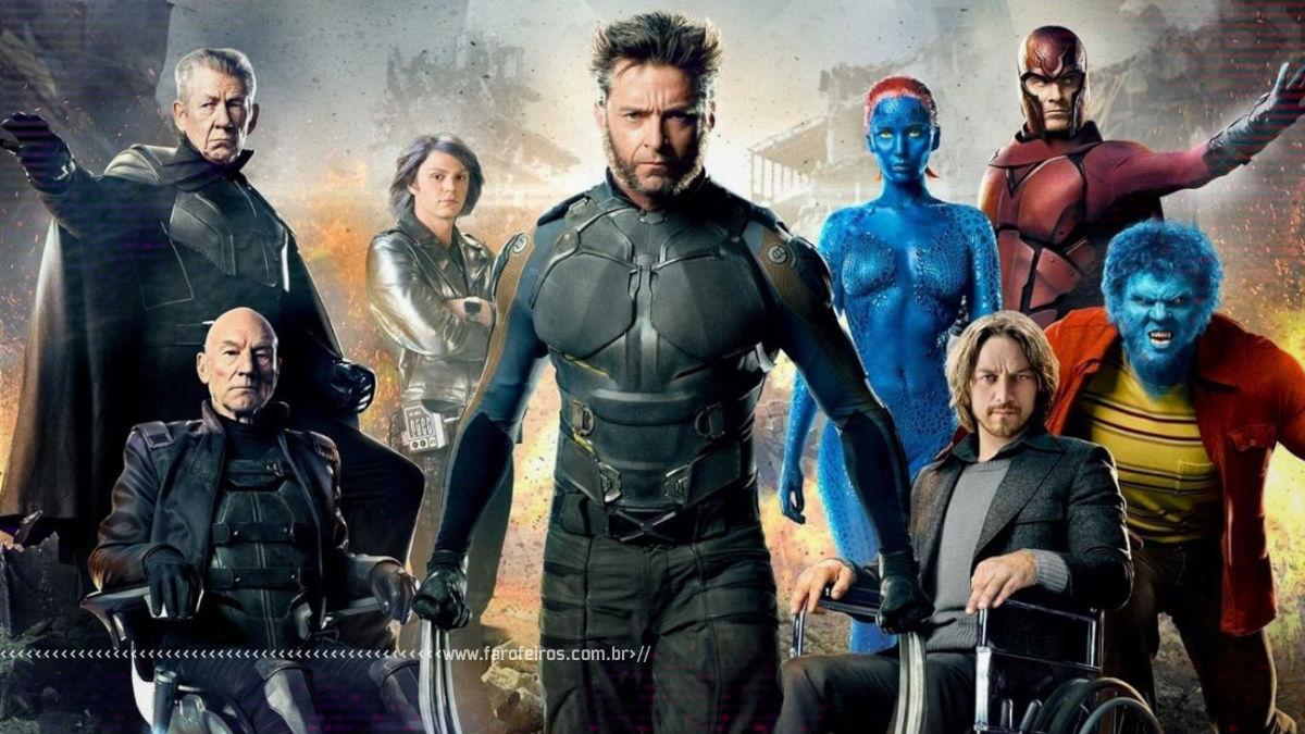 Não vou sentir falta dos X-Men da FOX - Blog Farofeiros