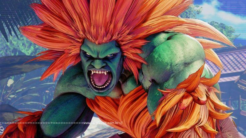 Sintoma geracional - Blanka - Street Fighter - Blog Farofeiros