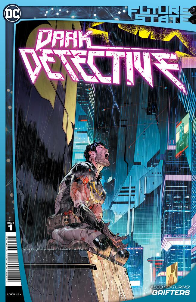 Dark Detective - Future State - Estado Futuro - DC Comics - 4 - Blog Farofeiros