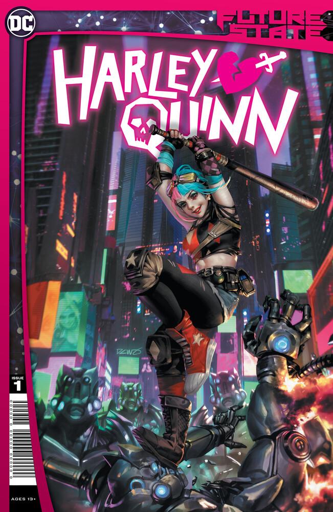 Harley Quinn - Future State - Estado Futuro - DC Comics - 8 - Blog Farofeiros