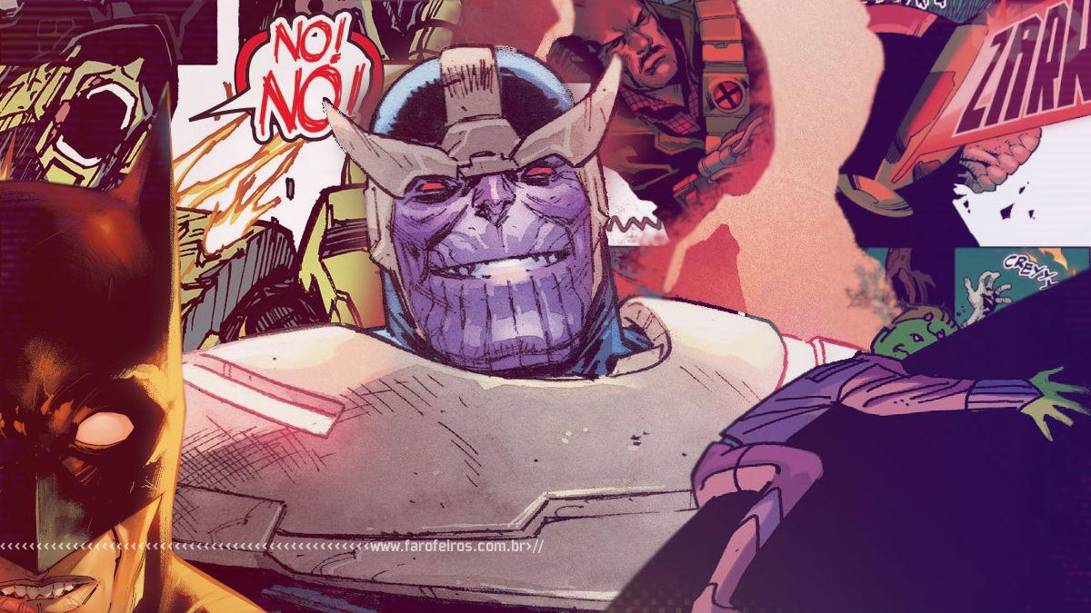 Outra Semana nos Quadrinhos #27 - Blog Farofeiros