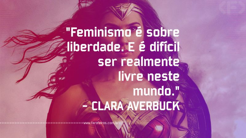 Pensamento - Clara Averbuck - Blog Farofeiros