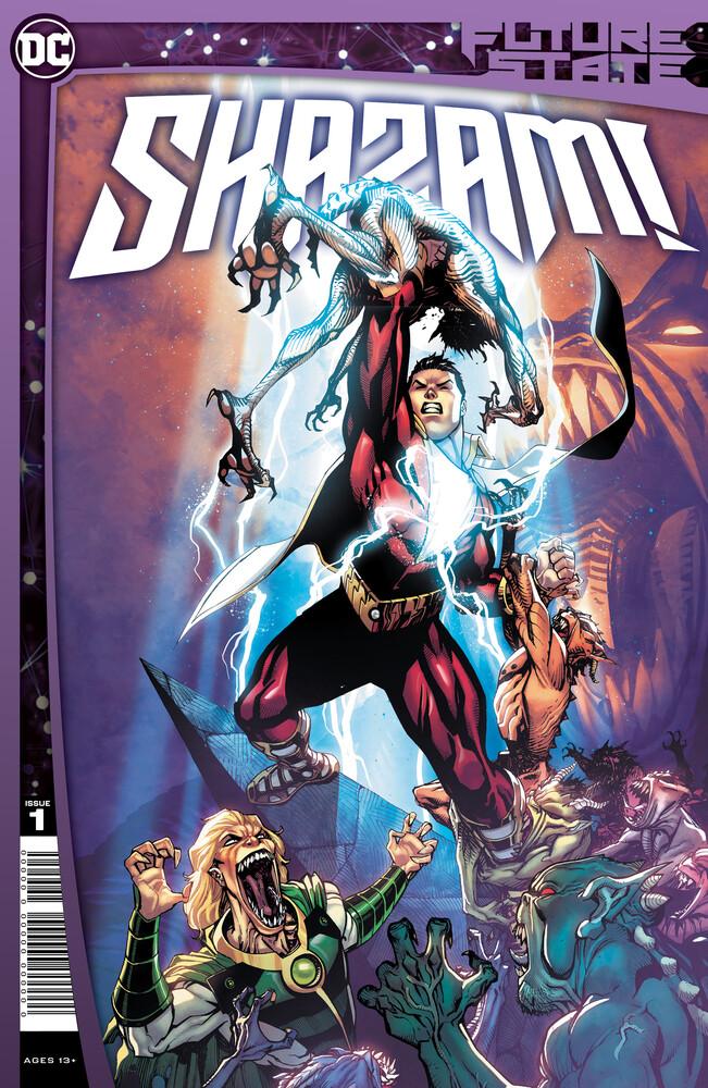 Shazam - Future State - Estado Futuro - DC Comics - 25 - Blog Farofeiros