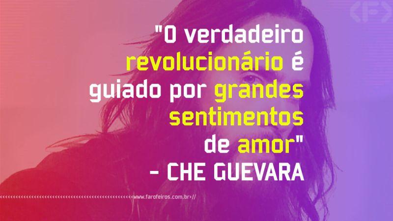 Che Guevara - Blog Farofeiros
