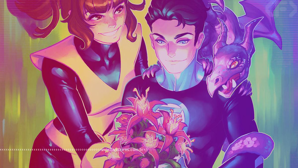 Faça a coisa certa - X-Men - Blog Farofeiros