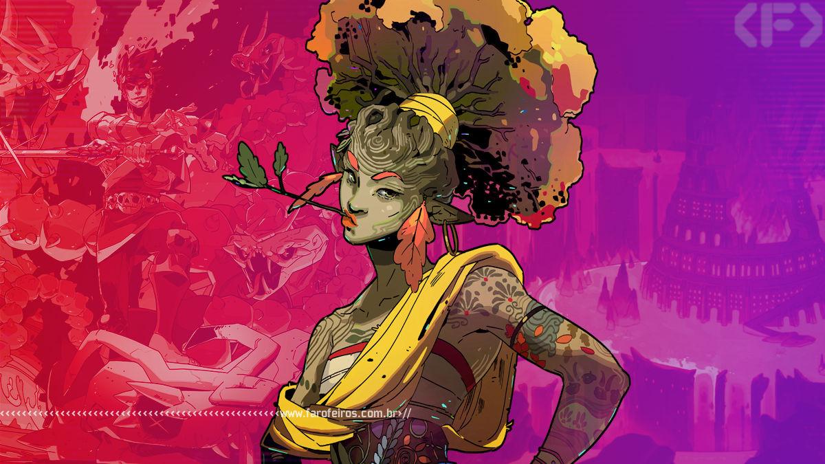 Hades - Good Riddance - Eurydice Solo feat Ashley Barrett - Blog Farofeiros