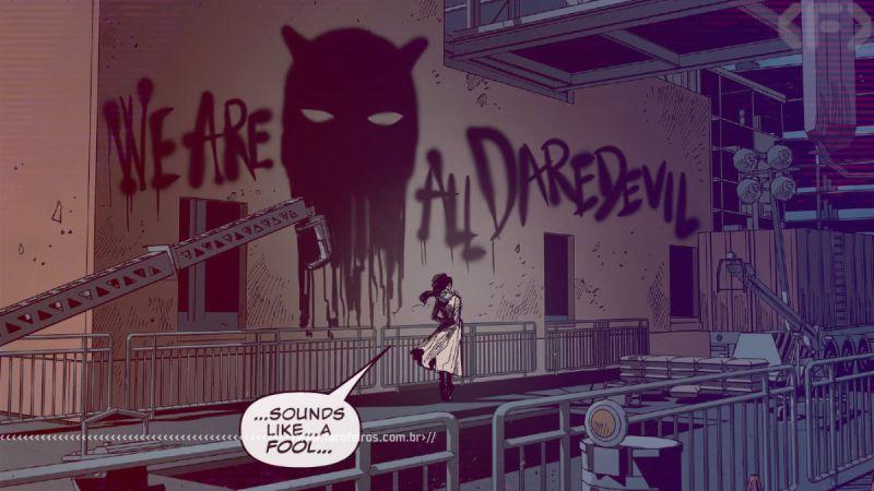 Demolidora - Demolidor - Daredevil - Marvel Comics - Blog Farofeiros