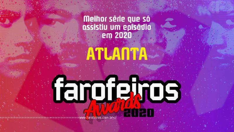 FAROFEIROS AWARDS 2020 - Atlanta - Blog Farofeiros