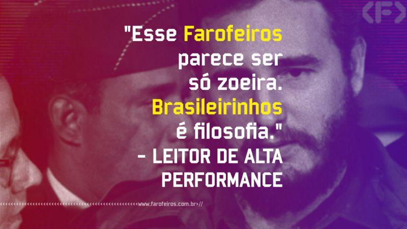 Pensamento - Alta Performance - Blog Farofeiros