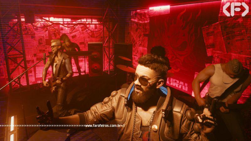 Rodrigo Silverhand - Cyberpunk 2077 - Blog Farofeiros