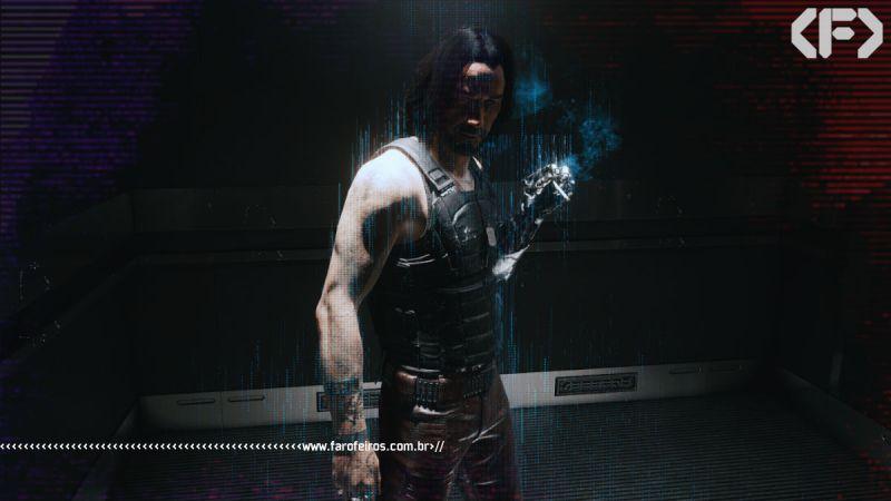 Johnny Silverhand - Cyberpunk 2077 - Blog Farofeiros