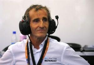 No comando da e-Dams, tendo sob a batuta o trabalho do filho Nicolas, na Fórmula-E (Reuters)