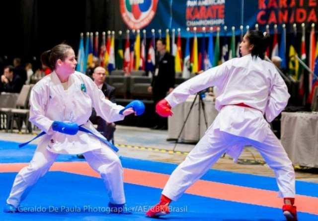 Karateca de Blumenau conquista bronze no Campeonato Pan-Americano