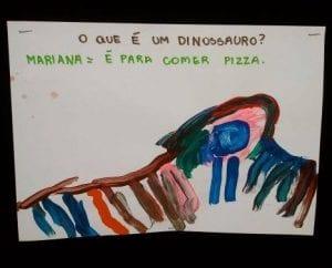 Pizzasauro.