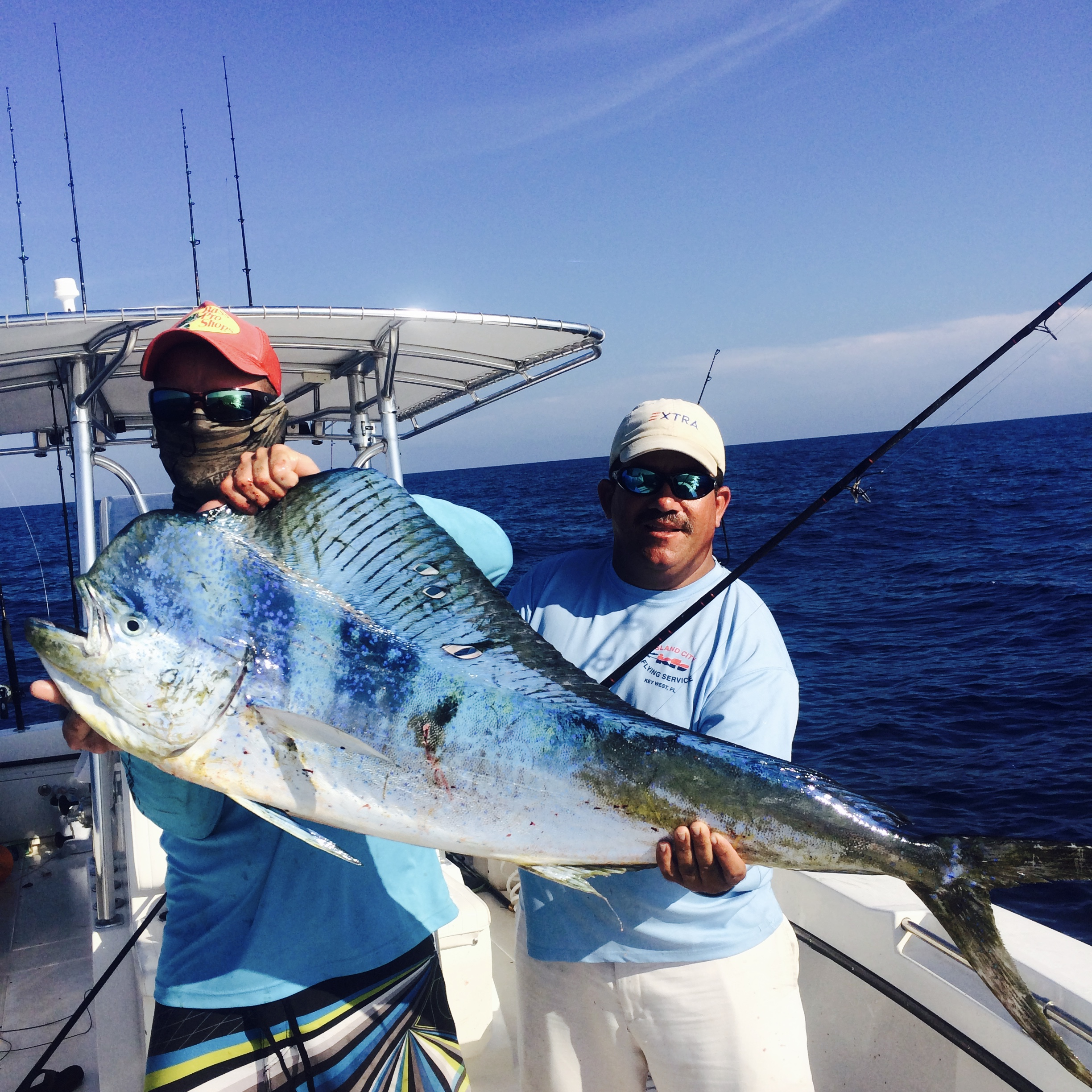 Offshore Fishing Mahi Key West