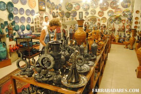 Omurlu Ceramics - Avanos