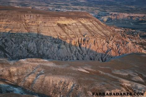 A Capadocia e seus lindo vales