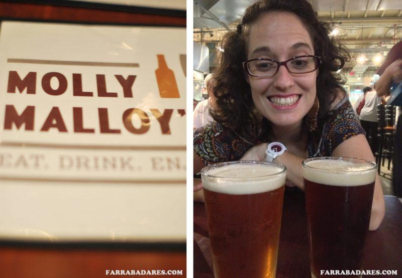 Molly Malloy - Reading Terminal Market Philadelphia