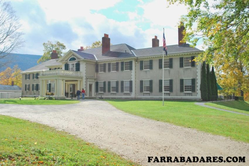 Hildene, a casa da família Lincoln