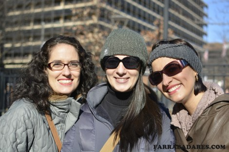 Eu, Bete e Caju - Old City, Philadelphia