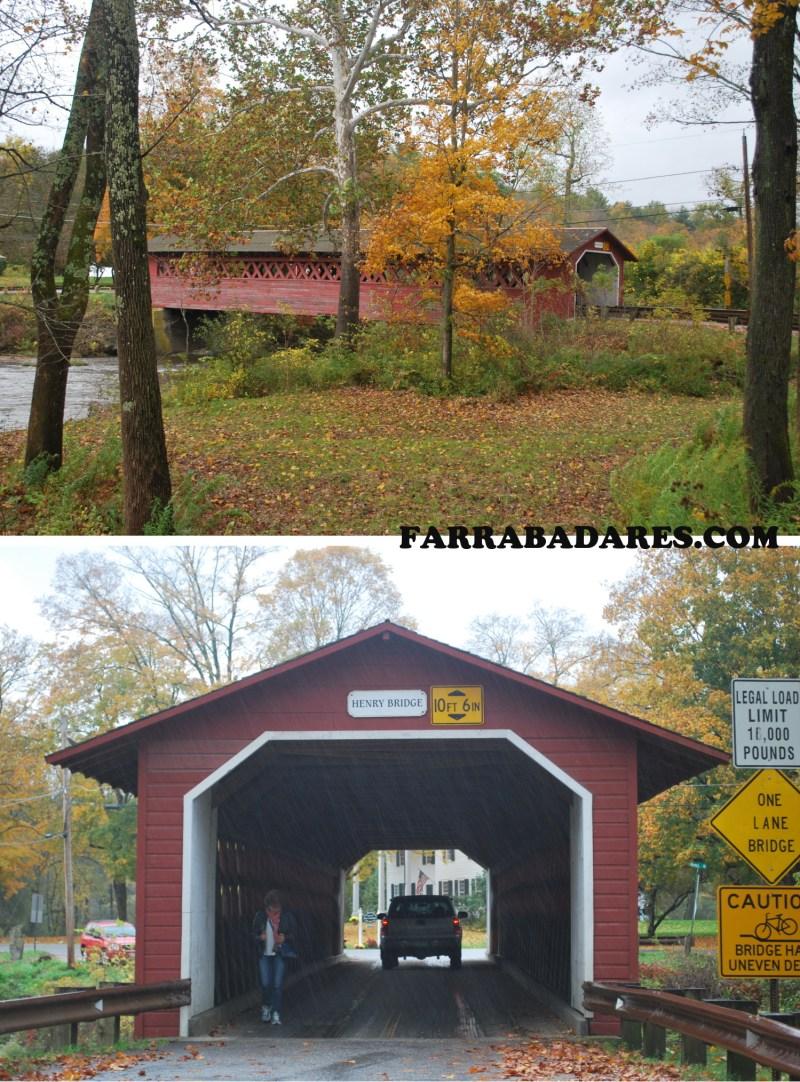 Henry Bridge - Bennington, Vermont