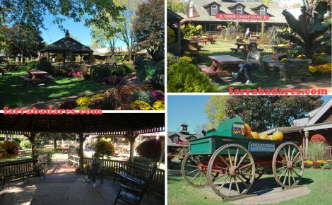 Yankee Candle Village - flagship store em Massachussets