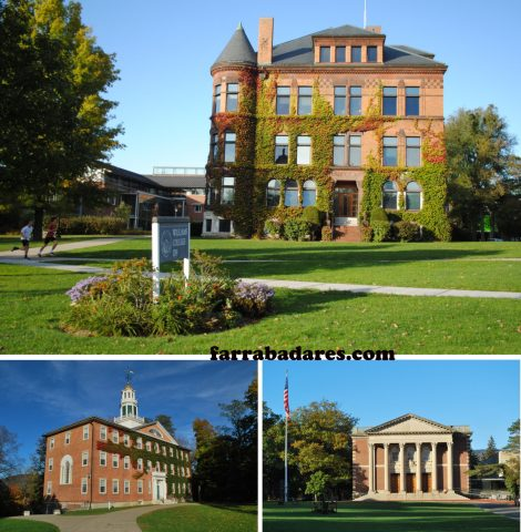 Williamstown, Massachussets - Williams College