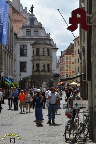 Hofbrauhaus - Munique