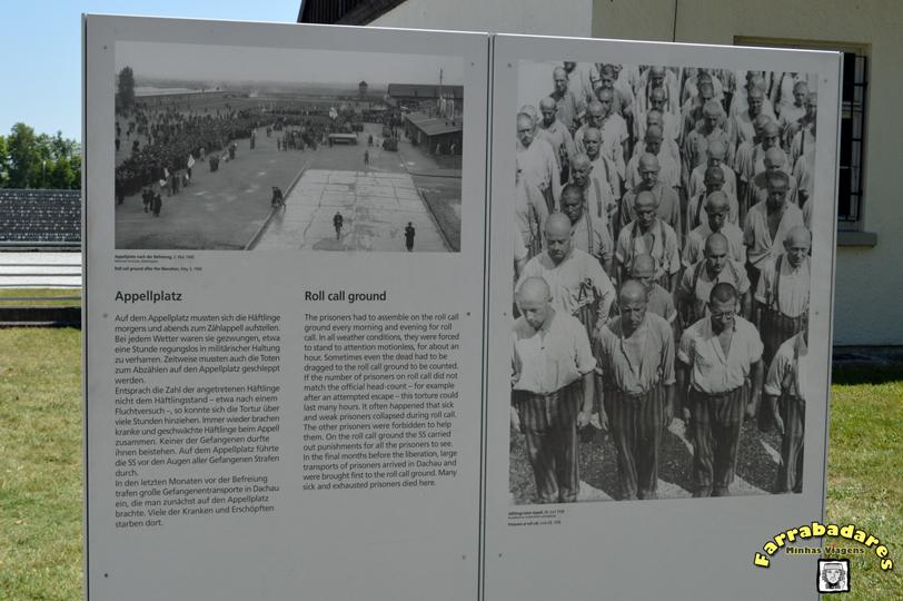 Dachau e o local da chamada