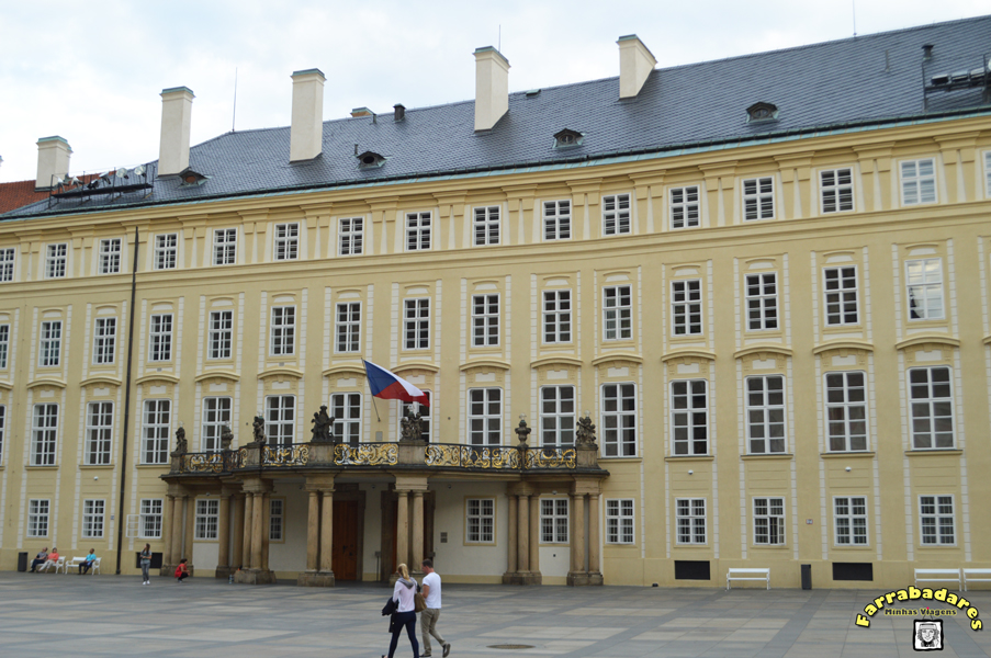 Castelo de Praga - Antigo Palácio Real