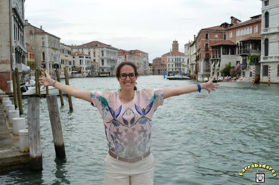 Veneza e o Grande Canal