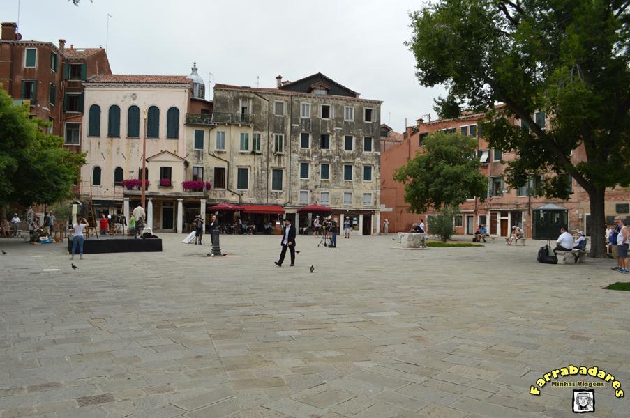 Cannareigio e o Gueto de Veneza