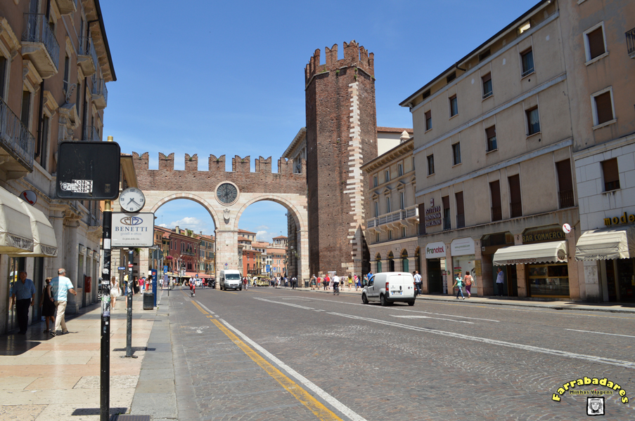 Verona - Corso Porta Nuova