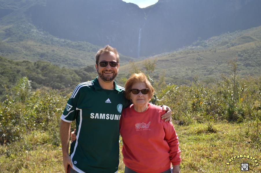 Serra da Canastra - maridão e sogrinha