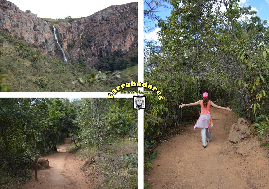 Trilha para a Cachoeira do Cerradão - Serra da Canastra