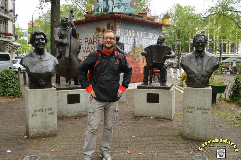 Amsterdam - Joordanplein