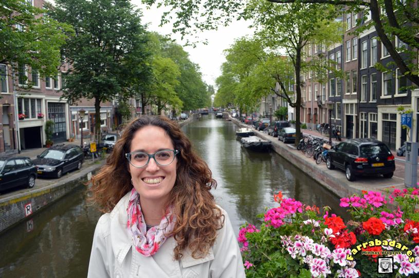 Amsterdam e seus canais