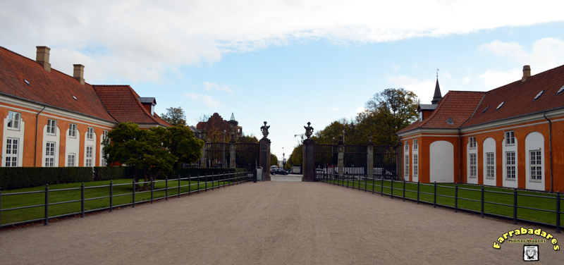 Frederiskberg Have - o parque aqui perto de casa