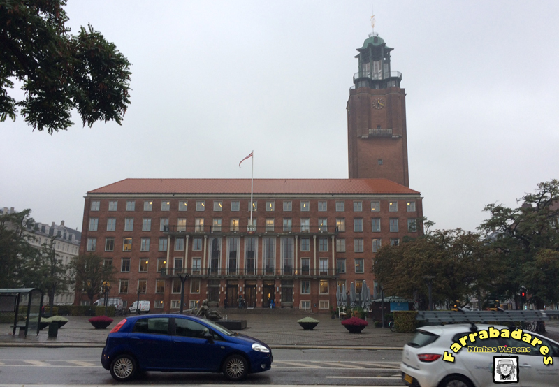 Prefeitura de Frederiksberg - Dinamarca