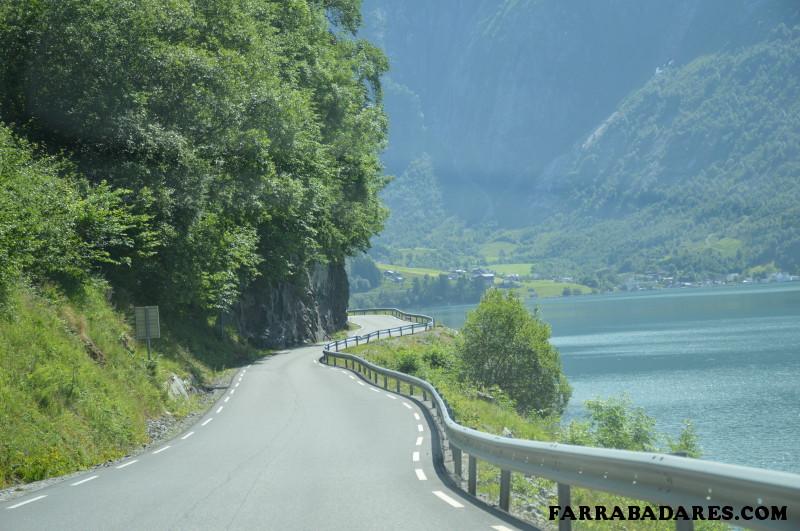 Noruega e sua estradas!