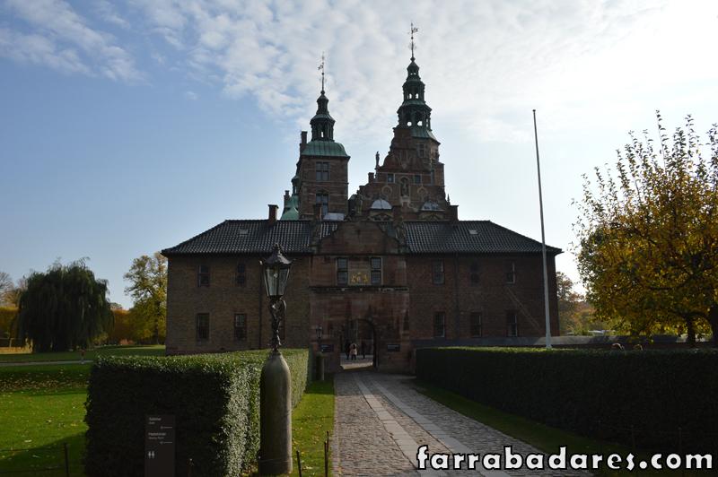 Copenhague - Rosenborg Castle