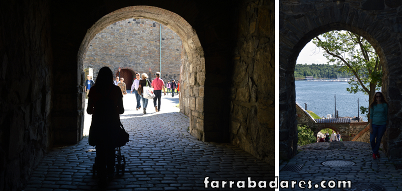 Oslo - Fortaleza Akershus