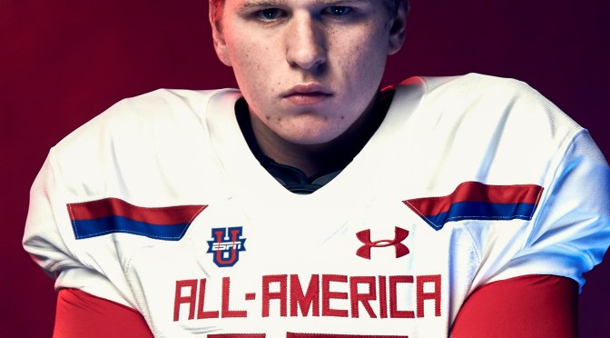 Joe Doyle plays in Under Armour All-American Game on ESPN